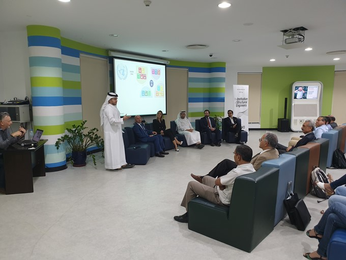 AUD School of Engineering hosts expert panel to promote Sustainable Development