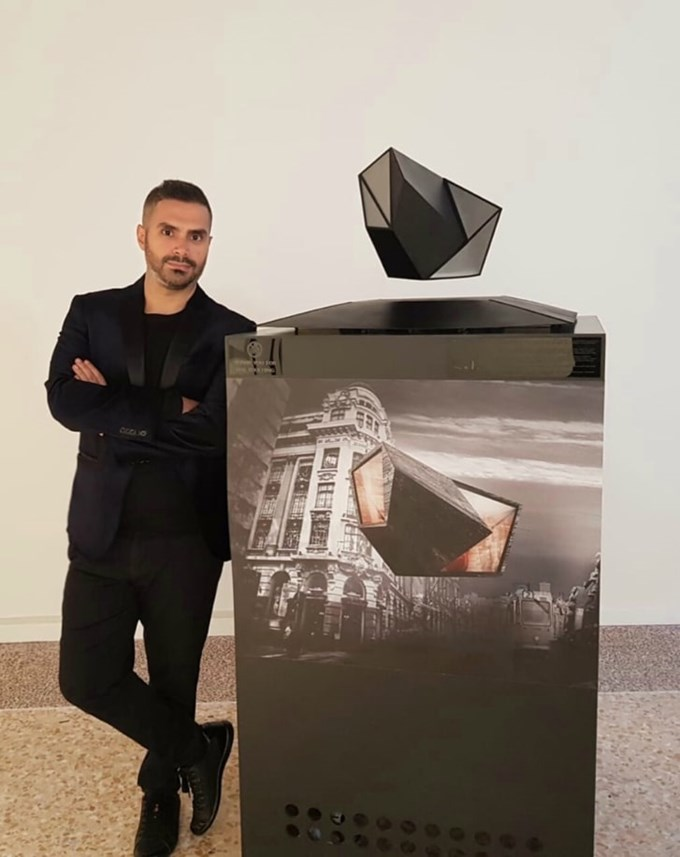 'Rising Oases' Project Highlighted in Dubai Design Week