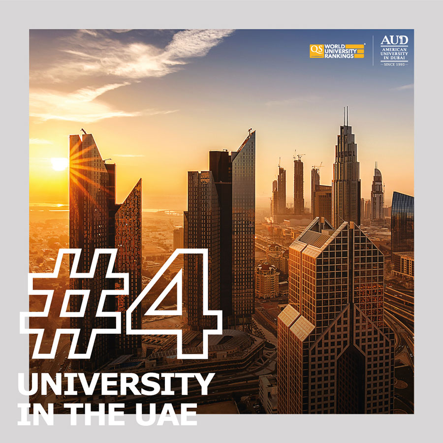 Number 4 University in UAE