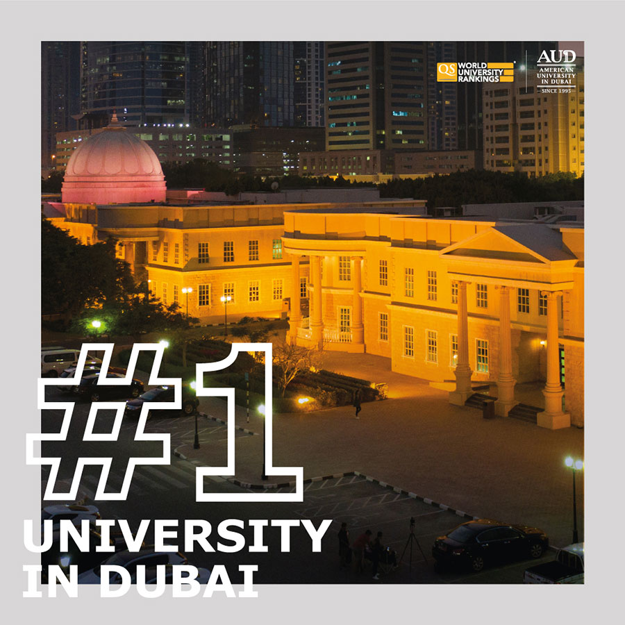 Number 1 University in Dubai